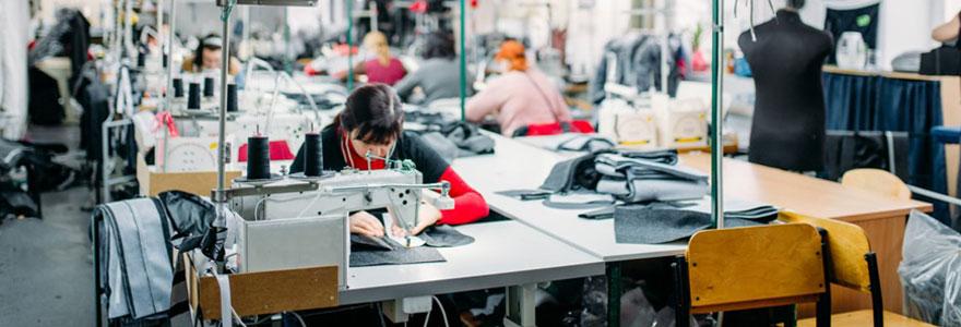 Formations dans le domaine de la filière textile