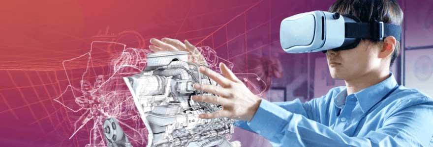 formation entreprise réalité virtuelle